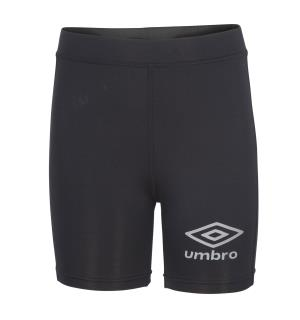 UMBRO Vulcan Underw Tights Sort XL Teknisk kompresjonstights i klubbfarger
